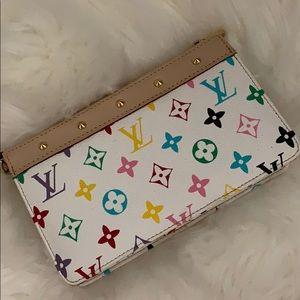 Handbags - Multi colored purse